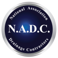 Grey Water 24hr Services are a member of the National Association of Drainage Contractors