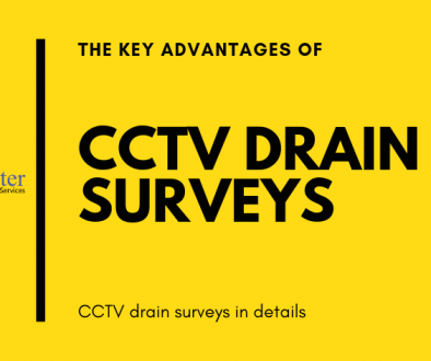 Advantages of CCTV Drain Surveys
